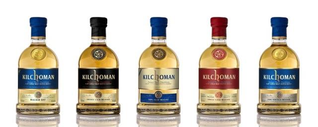 Kilchoman Range